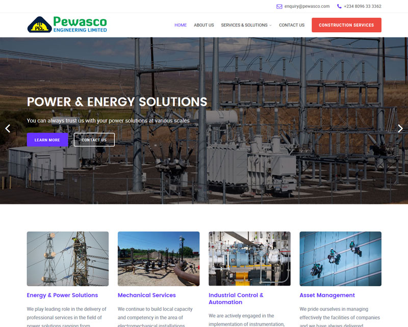 Case Study - Pewasco Engineering Limited