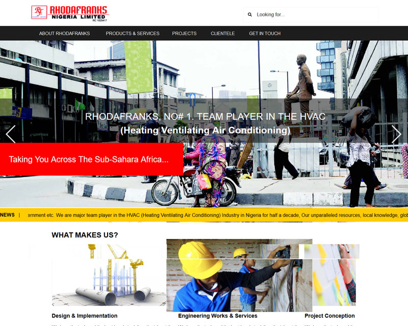 Case Study - Rhodafranks Nigeria Limited